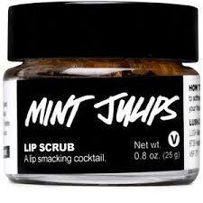 Mint Julips lip scrub