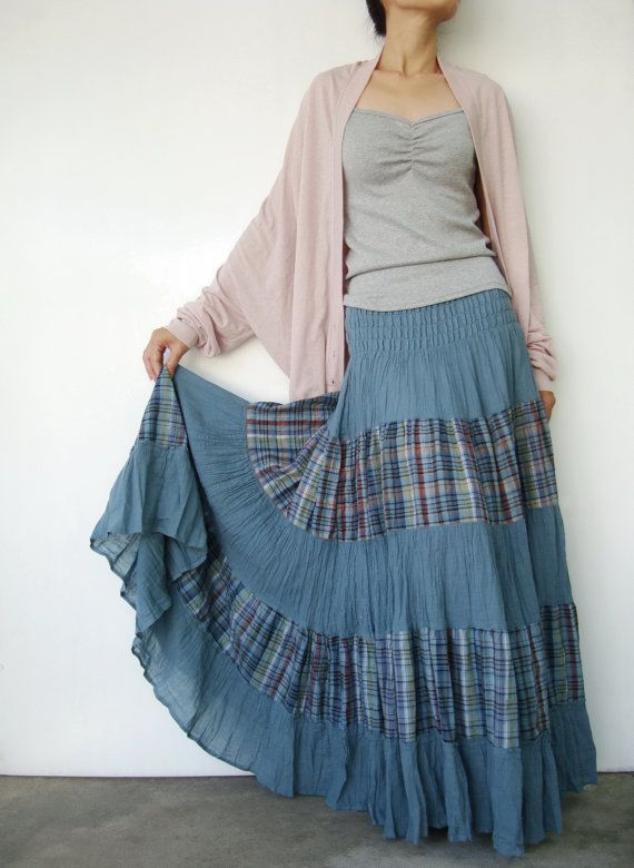 17 Best Ideas About Peasant Skirt On Pinterest Tiered