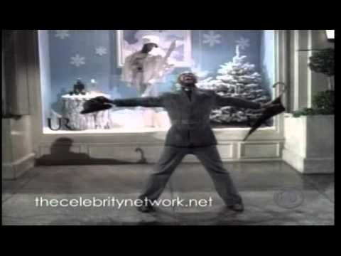 Usher - Singing in the rain (HQUSHER IS SICK!!!!!!!!!! AS GOOD AS GENE KELLY!!!!! What he is doing is SOOOO HARD!!!!!!!! HE IS TAPPING THE GRAPEVINE IN WATER! LUV USHER; TRIPLE THREAT!!!!!!!