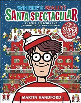 #9: Where's Wally? Santa Spectacular https://t.co/yT3Wnm4OLY