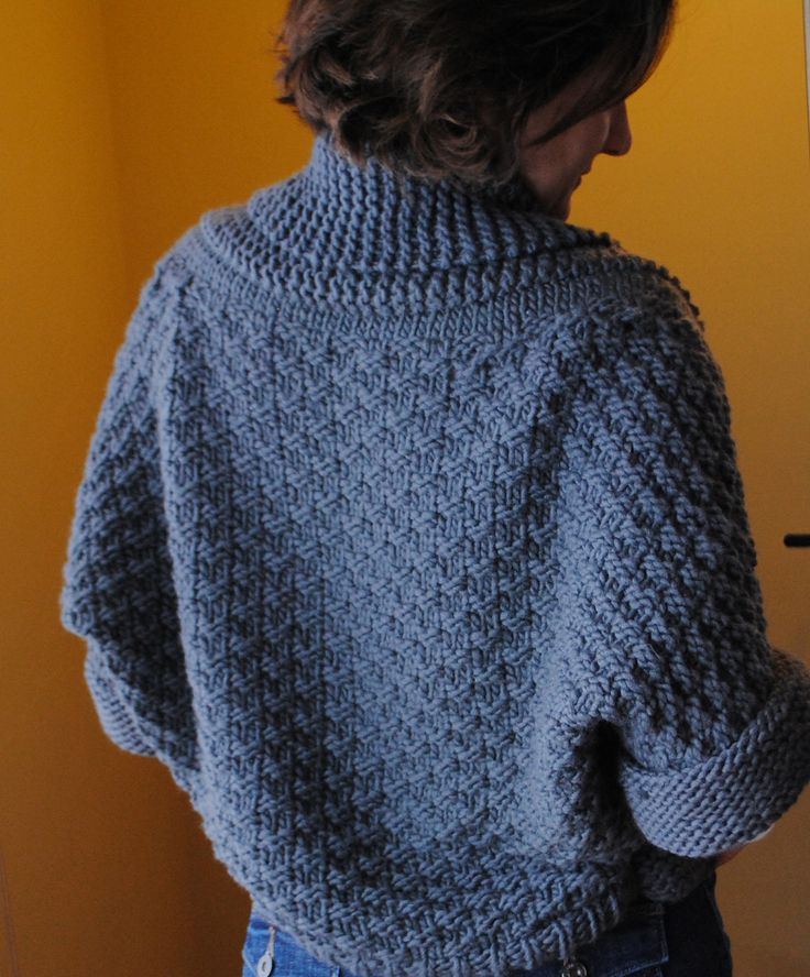 Knitting Increases For Sleeves : Best images about boleros on pinterest vests free