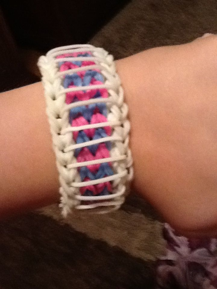 142 Best Images About Rainbow Loom Creations On Pinterest