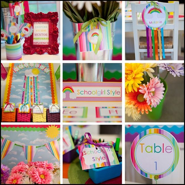 Classroom Rainbow Ideas : Best images about pre k rainbows on pinterest