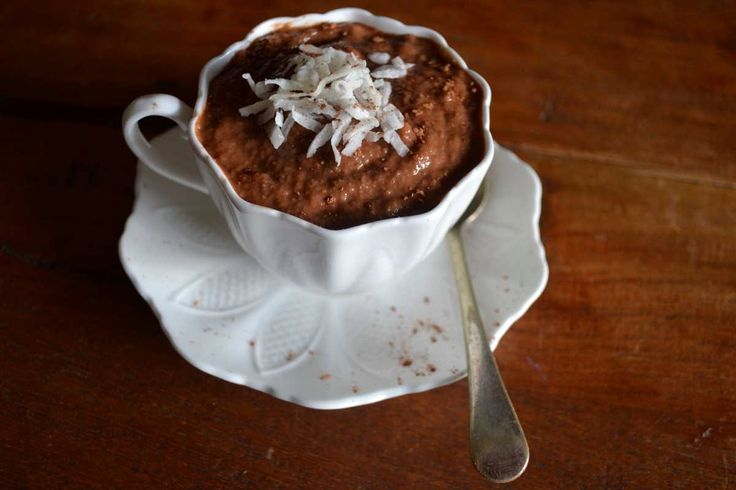 Paleo Choc Cacao Mousse. Gluten Free also!