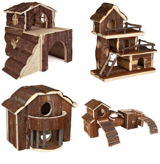 Trixie Natural Living Jaula Accesorios-casa De Madera, Conejos, Hurones, Hamster | Productos para mascotas, Otros suministros para mascotas | eBay!