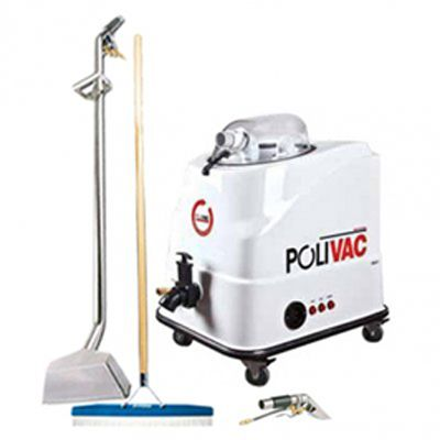 Polivac Terminator Carpet Cleaning Start Up Package - $4,180 inc GST. Steamaster offers a complete Portable Carpet and Upholstery Cleaner Package for you to start cleaning right away! For more information, visit www.steamaster.com.au or call us now on 1300 855 677