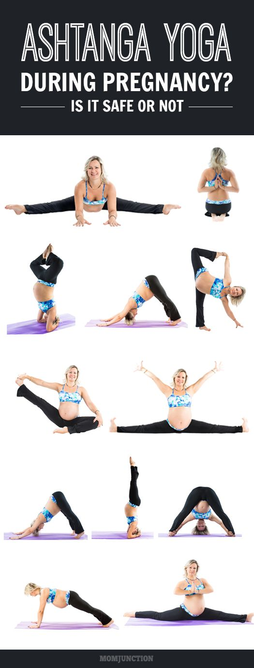 Ashtanga Yoga During Pregnancy? There are different forms of yoga which can help in maintaining the flexibility of your body. These also provide your muscles and bones with the much needed strength that will help you to manage the additional weight during #pregnancy .Some of the characteristics of this yoga are as follows