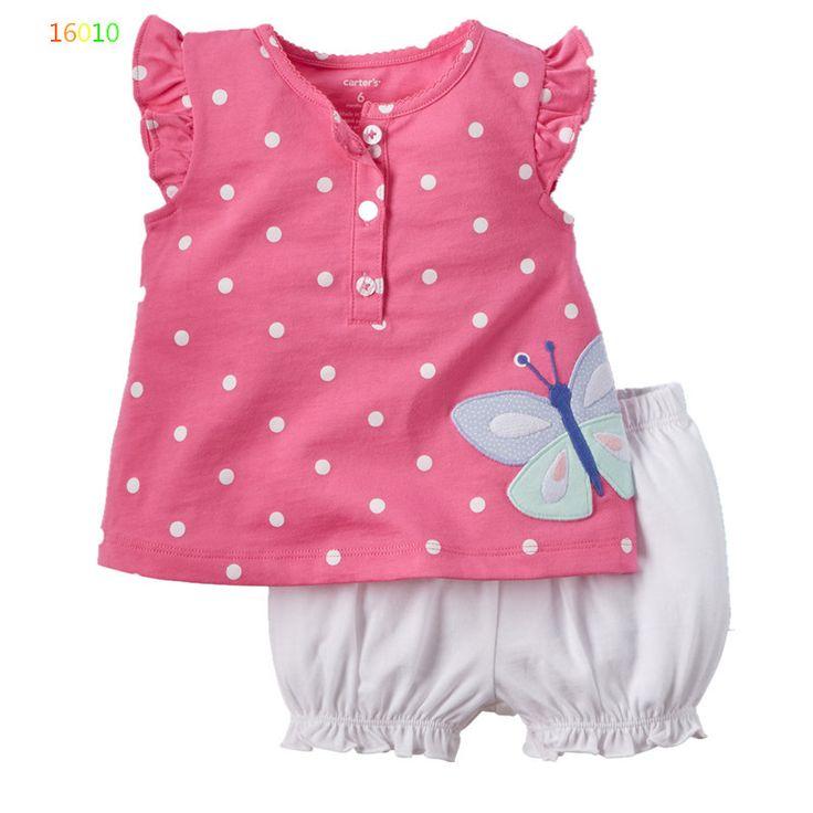 Baby Mädchen Kleidung Blumendruck Kurzarm T-shirt Hose Stirnband 2 STÜCKE Set Sommer Baby Mädchen Kleidung Set Lila Roupa De Bebe