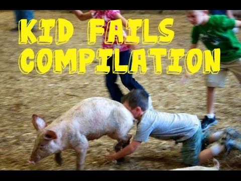 Kid Fails Compilation