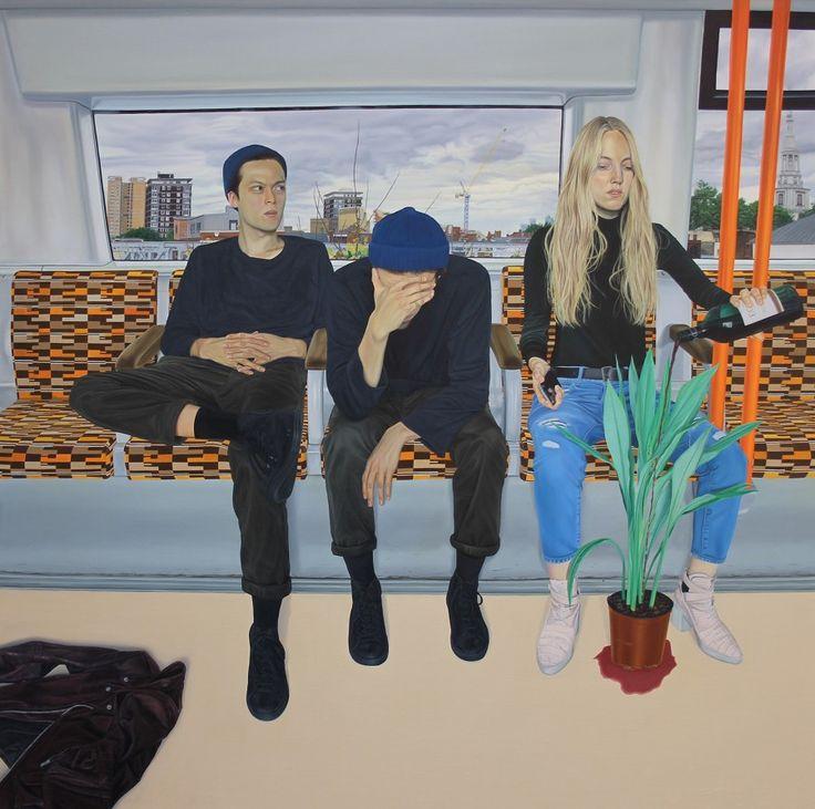 Tristan Pigott - Paintings