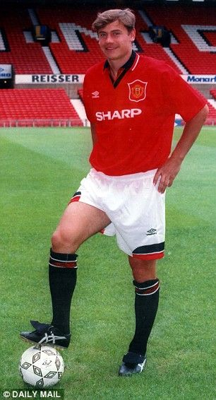Andrei Kanchelskis at Manchester United