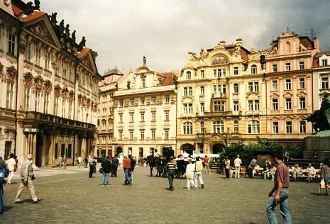 Prague apartments