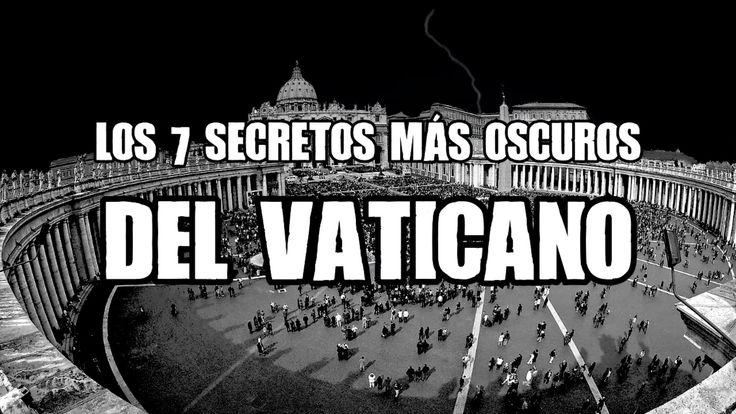 Los 7 secretos más oscuros del Vaticano   Dross (Angel David Revilla)