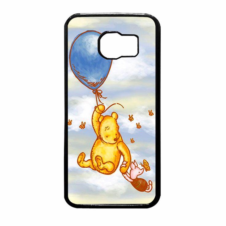 Vintage Winnie The Pooh Balloon Samsung Galaxy S6 Case : Winnie The ...