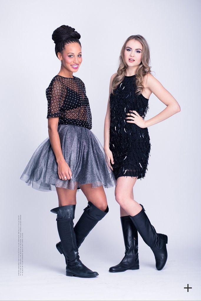 Photo by Jason Hargrove + Models: Kyana Brannigan & Cristina Terentii Hair and Makeup: Julia Crimson Producer: Alanna Joanne  twitter.com/ShootsOfficial