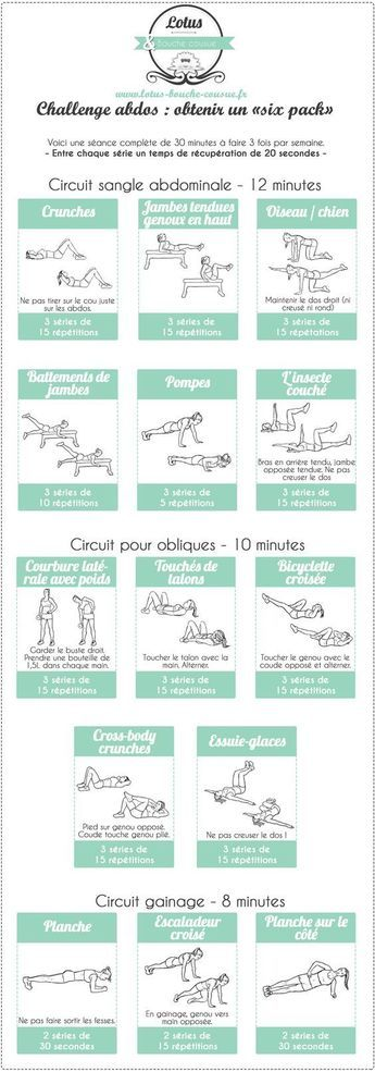 17 best exercices sport images on Pinterest Lotus, Programming and - faire ses plans de maison gratuit