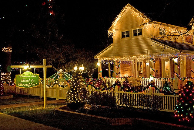 Heritage Inn Bed and Breakfast - Snowflake AZ - Right here in town, they have the cutest little B