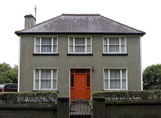 Westport House aka Behind The Red Door by Matt E L, via Flickr: Westport Houses, Houses Aka, Photo
