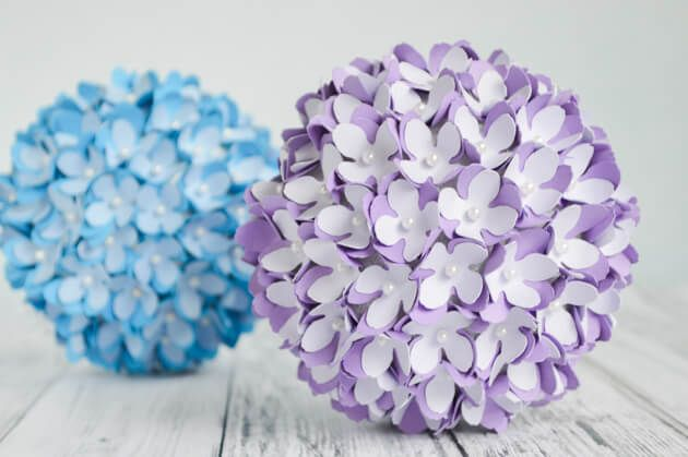 20+ Amazing Paper Flower Tutorials