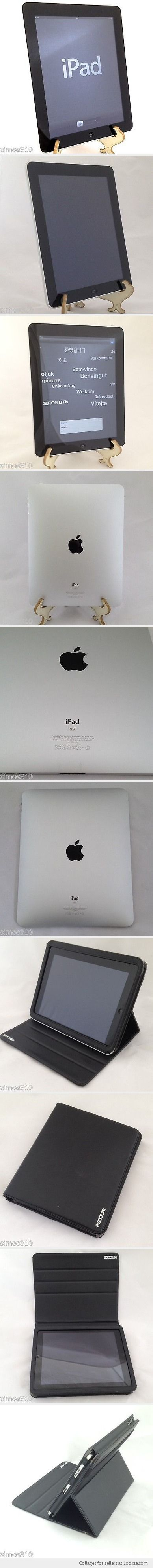 Apple iPad 1st Generation 16GB  Wi-Fi Excellent Condition (MB292LL/A) - Found on Lookza.com