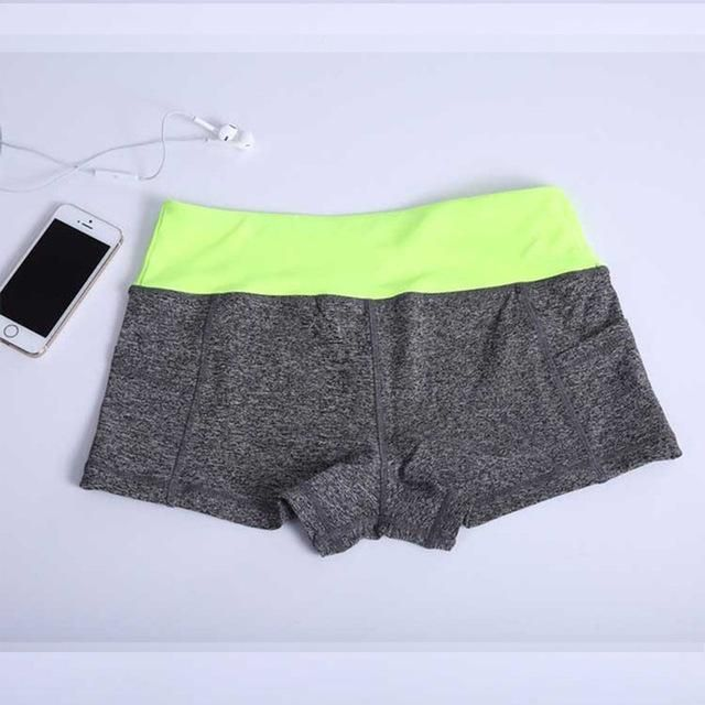 Summer 11 Colors Women Workout Shorts Female Fitness Shorts Exercise Bodybuilding Quick Dry Absorb Sporting Shorts for Women