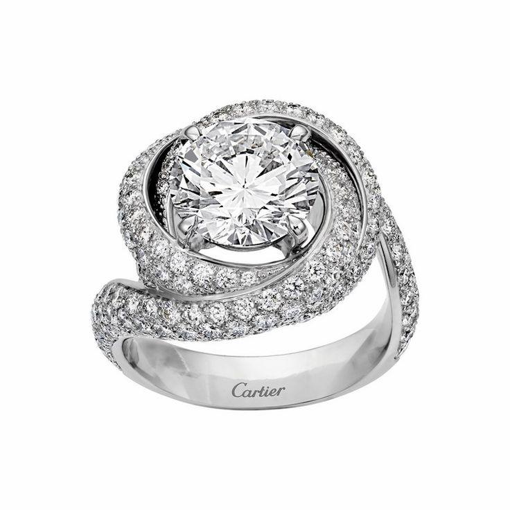 Věčné diamanty Cartier