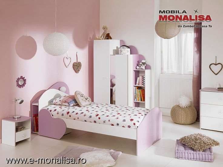 Mobilier dormitor copii Mila