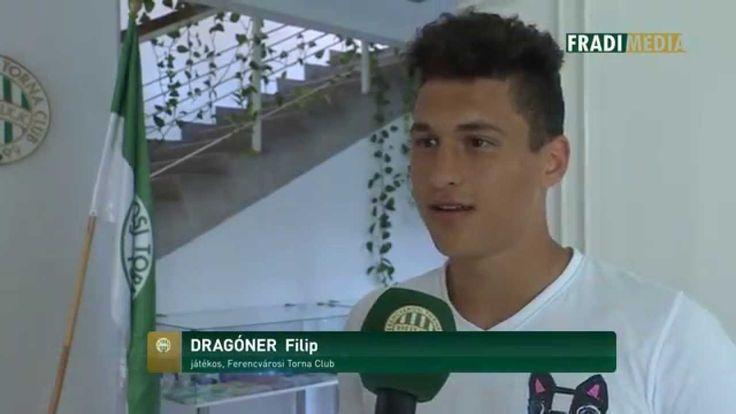 FM | Dragóner Filip aláírt | 2015.07.08.