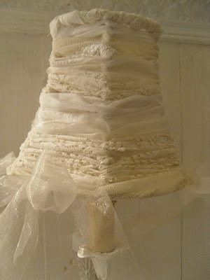....soft lace and chiffon