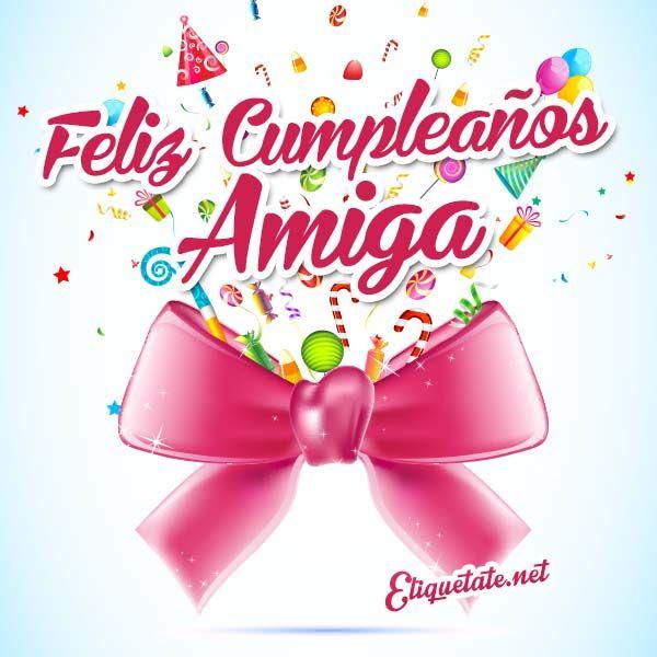 Wish a feliz cumpleanos with this smiling rhino ecard! 18 Imágenes bonitas que digan Feliz Cumpleaños Amiga (con imágenes) | Feliz cumpleaños amiga