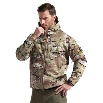 ซื้อเลย  เสื้อแจ็คเก็ต สไตล์ TAD GEAR ลายพรางทหาร เดินป่า ปีนเขา ขี่บิ๊กไบต์กันฝน กันน้ำ กันหนาว (สีมัลติแคม)  ราคาเพียง  1,630 บาท  เท่านั้น คุณสมบัติ มีดังนี้ เสื้อทหารกันฝน เสื้อกันฝนลายพราง& เสื้อกันฝนทหาร shark skin soft shell สไตล์แทดเกียร์ TAD GEAR& กันลมกันฝนให้ความอบอุ่น งานคุณภาพสูง วัสดุคล้ายผิวหนังของฉลามเหมือนจริง& การตัดเย็บดี แนวด้ายเป็นระเบียบ& เนื้อผ้าหนา กันลมและอากาศเย็นได้อย่างดี สามารถระบายความร้อนได้ดีด้วยเช่นกัน&