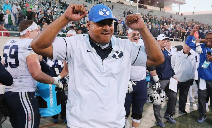 Dick Harmon: BYU's national TV exposure must be alluring to football recruits | Deseret News
