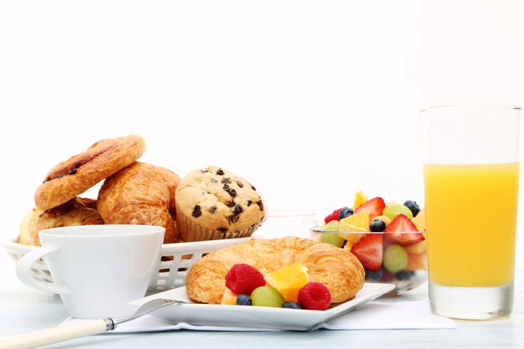 For a powerful start of your day, nothing beats a good breakfast. We offer complimentary breakfast for all guests, including muffins, toast, fruit juices, cereals, fresh breads, croissants, yogurts, hot items, and as much tea and coffee as you want.http://bit.ly/1JMOsqA