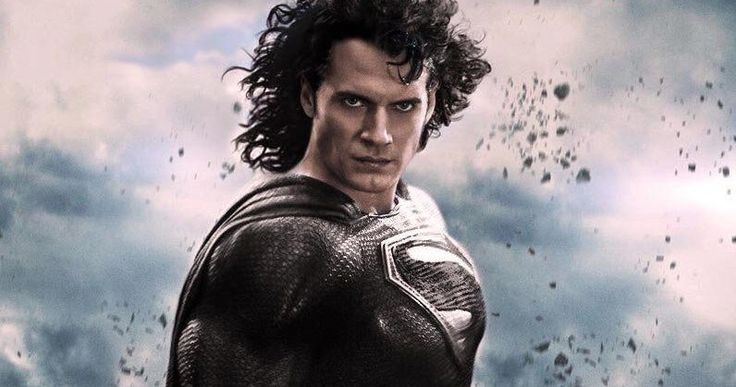 Black Suit Superman Scenes Were Shot for Justice League -- Cinematographer Fabian Wagner confirms that scenes with Superman in his black suit were filmed for Justice League, even though they ultimately didn't make the final cut. -- http://movieweb.com/justice-league-movie-superman-black-suit-deleted-scenes/