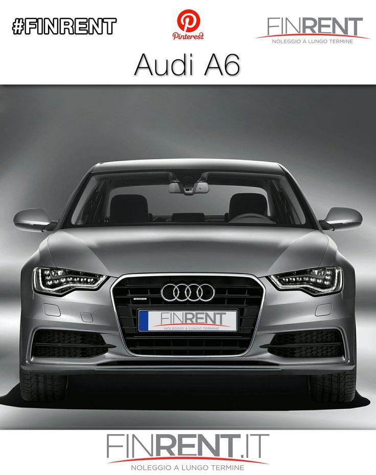 Audi A6 | Finrent.it http://www.finrent.it/audi-a6-berlina-18565/ Forte personalità e grande immagine, queste le due principali caratteristiche della berlina di classe superiore tedesca: #AudiA6. #Finrent