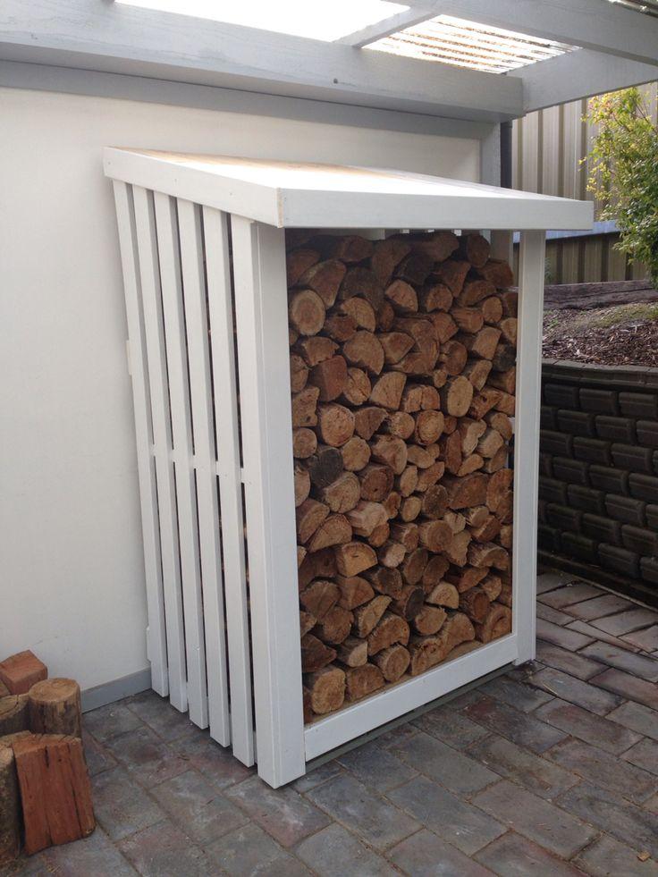 Die besten 17 ideen zu kaminholz lagern auf pinterest lagern brennholzlagerung und garten - Brennholz lagern ideen wohnzimmer garten ...
