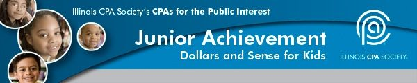 Illinois CPA Society and Junior Achievement have partnered to teach 9th-12th grade students about the CPA profession and more during a special Career Day volunteer opportunity for ICPAS members at Schurz High School in Chicago. The deadline to register to volunteer is Friday, June 6. http://infoexpress.icpas.org/infoexpress/promos/CPAsPI_NFP/2014%20CPAsPI/JA_Schurz_May.htm