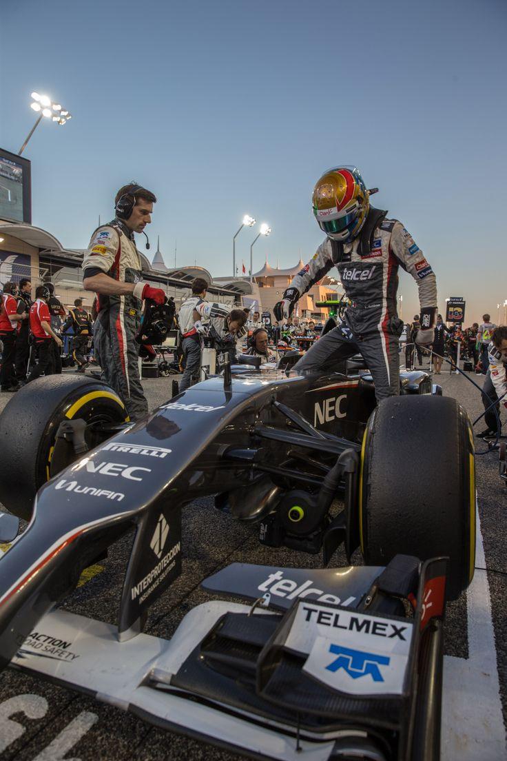 Bahrain gp sauber f1 team latest news on www sauberf1team com