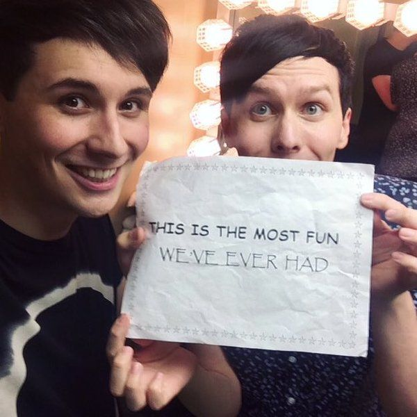 Media Tweets by Dan Howell (@danisnotonfire) | Twitter