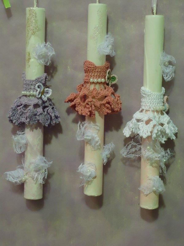 Αρωματικές Χειροποίητες Πασχαλινές Λαμπάδες 14Π843 - Easter Candles / Handmade Scented Easter Candles 2010-2015 - No Limit Candles