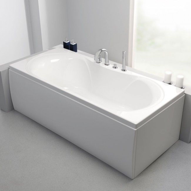 Carron Arc Double Ended Baths