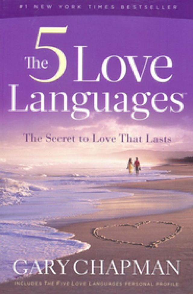 Top 10 Books About Christian Marriage: The Five Love Languages