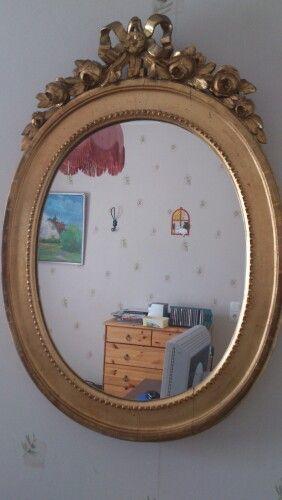 My golden mirror