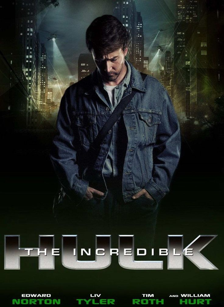 The Incredible Hulk (2008) - JimErwin.com