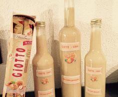 Rezept GIOTTO Likör von Dree81 - Rezept der Kategorie Getränke