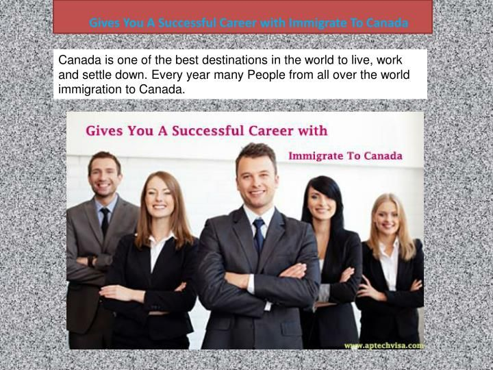 Canada has always welcomed immigrants from around the world and if you are planning to apply for immigration to Canada, take advice to  experienced immigration expert, they providing immigration advice or services for moving to country like Australia, Canada, New Zealand, Denmark, Hongkong and many more.