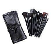 Набор из 32 кистей для профессионального макияжа (в комплекте с бесплатным чехлом)