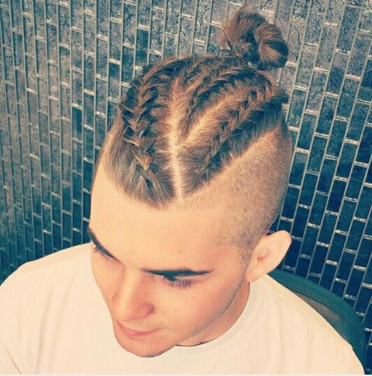 Braids for men 2016. No.3