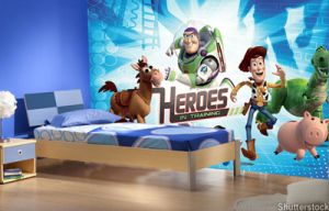 Beauty  Disney Kids Room Decor