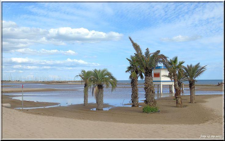 France Aude Narbonne plage
